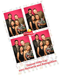 Corporate Event Photo Booth Photo