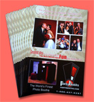 Photo Booth Rental Brochures